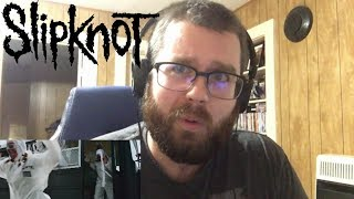 Slipknot   All Out Life [OFFICIAL MUSIC VIDEO] Reaction!