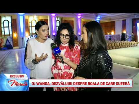 Andreea Marin despre proiecte dedicate persoanelor cu dizabilitati la ProTV - octombrie 2017