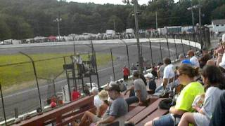 SK Modified Heat race from Wings and Wheels 8-12-2011