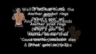 2pac Dopefiend's Diner Lyrics