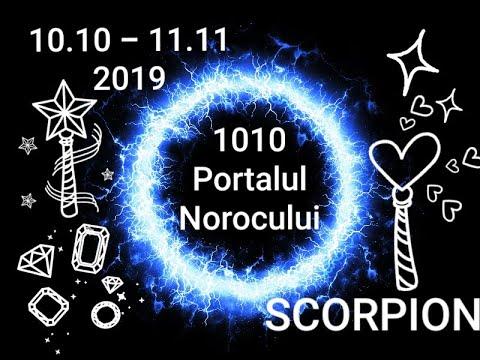 SCORPION - Portalul Norocului - 10.10.2019-11.11.2019