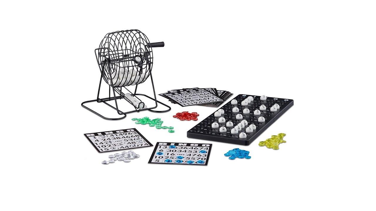Video von: Bingospiel mit Lostrommel