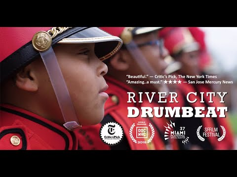 Youtube video still for River City Drumbeat <br> Q&A with the Filmmakers