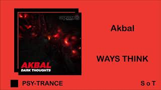 Akbal - Ways Think (Extended Mix) [Dropzone Records]