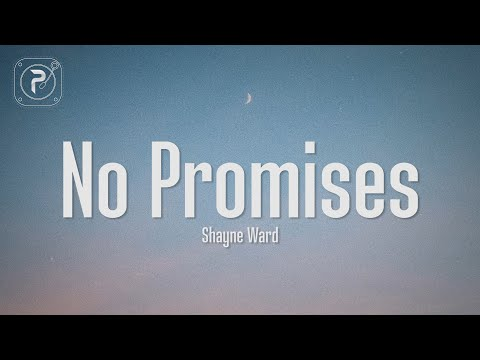 Shayne Ward - No Promises (Lyrics)