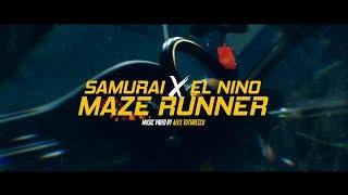 13. Samurai - Maze Runner Feat. El Nino [Videoclip Oficial]
