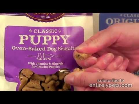 Old Mother Hubbard Puppy Biscuits - Mini (20 oz) Video