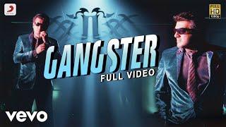 Billa 2 - Gangster Song Video | Yuvanshankar Raja