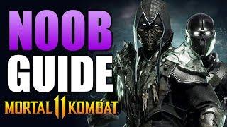 Mortal Kombat 11 - NOOB SAIBOT Beginner