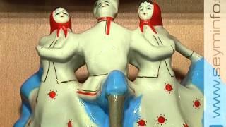 Курянин собирает и реставрирует статуэтки из фарфора