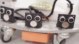 Descoperă magia roboților în acțiune la #inginerie Sibiu