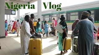 NIGERIA VLOG PT 1   2019