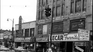 Metro Monthly - East Federal prior to Urban Renewal - Youngstown, Ohio