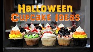 Halloween Cupcake Ideas | CHELSWEETS
