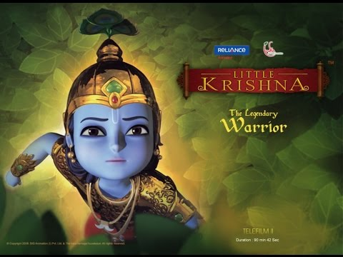 LittileKrishna3-EnglishAnimationMovie