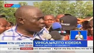 Vihiga United na Wazito FC kupandishwa daraja