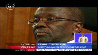 End of the road for DCJ Kalpana Rawal and Judge Tunoi as JSC advertises vacancies to replace them