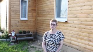Отзыв о каркасном доме 8х10 Жуков Борок