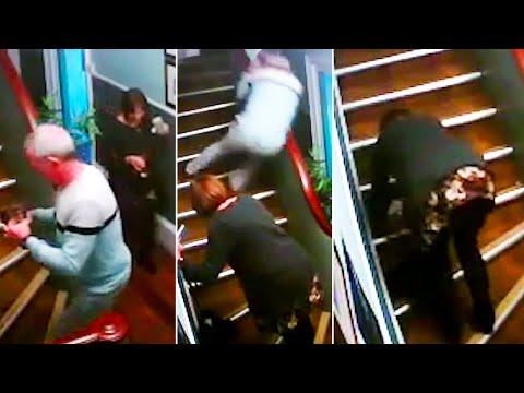 Rodiče versus schody - Ozzy Man