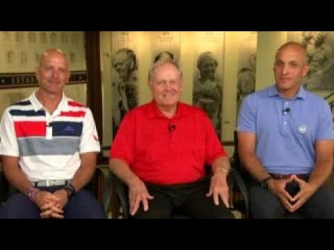 Jack Nicklaus teams up with Patriot Golf Day