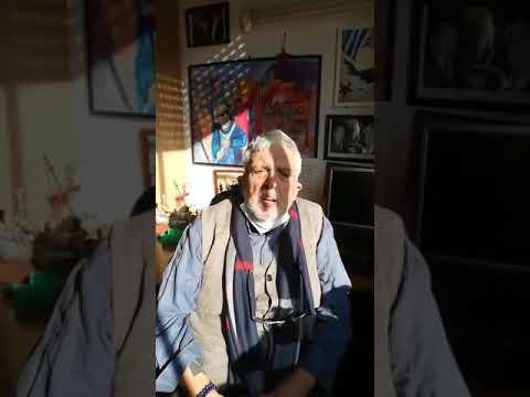 Profesor italiano en favor del Premio Nobel para la Brigada Henry Reeve