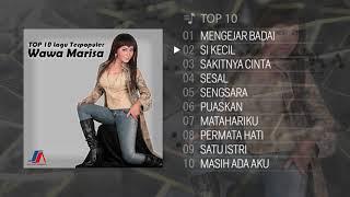 Gambar cover TOP 10 Lagu Terpopuler Wawa Marisa 2018