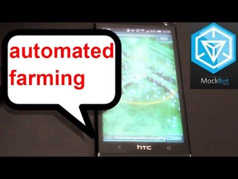 Ingress farm bot apk android