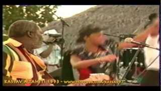 ZOUK   KASSAV   CONCERT A TAHITI 1993   MEDDLEY AN NOU ALE   ZOMBI