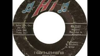Ann Peebles - I can't let you go (1969)