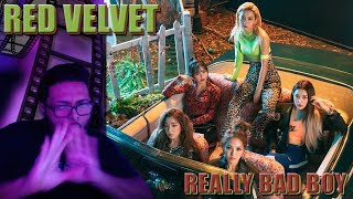 Red Velvet(레드벨벳) - Really Bad Boy(RBB) MV REACTION!!! | Why Are They All Trippin'?!