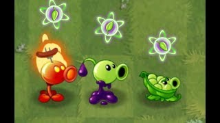 Plants vs Zombies 2 TOP 6 Peashooter Power Up VS! Zombies - PVZ Gamepay