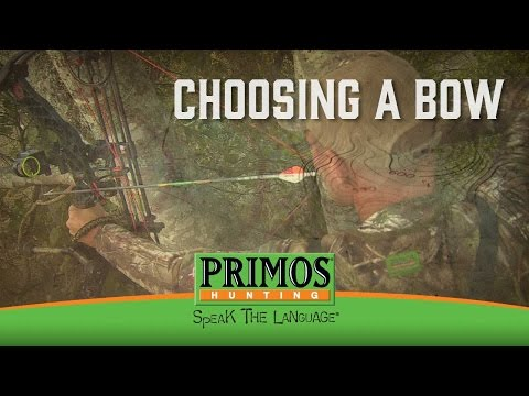 How To Choose a Bow for Hunting video thumbnail