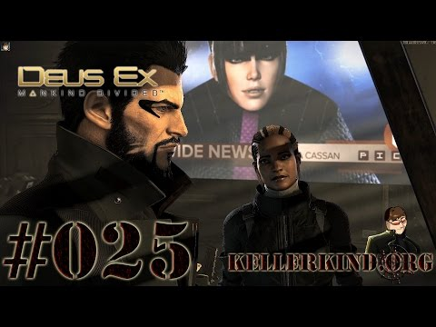 Deus Ex: Mankind Divided #025 - Das bittere Ende ★ EmKa plays Mankind Divided [HD|60FPS]