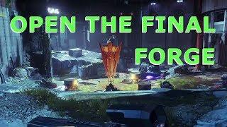 Unlock the Bergusia Forge