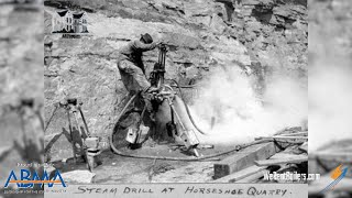 How the Steam Drill Created the Legend of John Henry