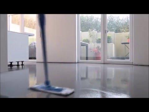 Boden mit Beton Floor