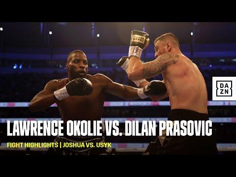 Лоуренс Околи – Дилан Прашович / Okolie vs. Prasovich
