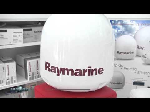 BARON - Antena para Directv de Raymarine