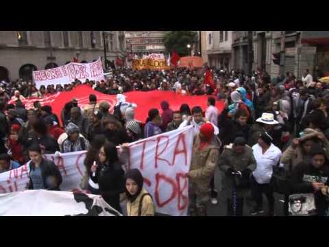 Ato público em SP por um transporte de qualidade: As ruas pedem Fora Alckmin!
