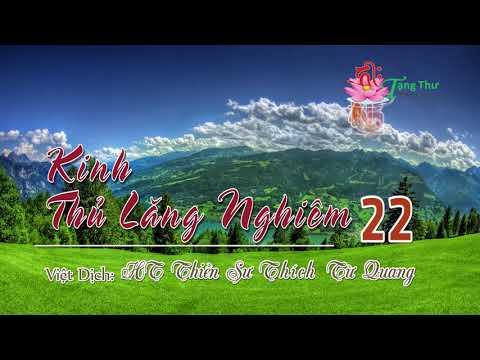 Kinh Thủ Lăng Nghiêm -22