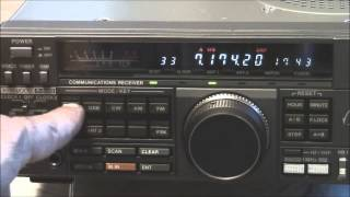 new toy Kenwood R-5000