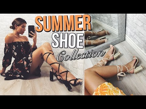 SUMMER SHOE COLLECTION 2017