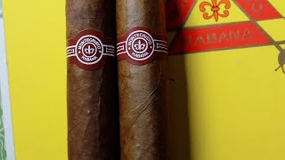 FAKE Montecristo No. 2 vs REAL Montecristo No. 2 Fake cuban cigar review
