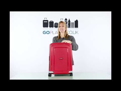 Samsonite S'Cure Suitcase Review from Go Places