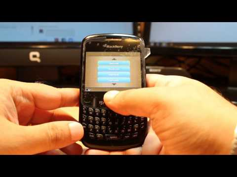 how to download music onto your blackberry curve