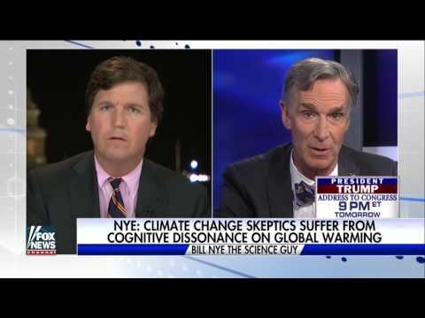 Bill Nye the Science Guy vs Fox News