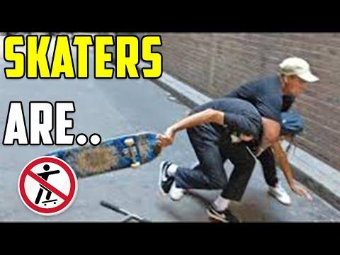 Skaters are Skaters 2020 (Skate, Skateboard, Skateboarding)