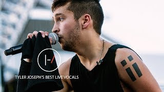 <b>Tyler Joseph</b>s Best Live Vocals