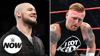 Baron Corbin forces heartbroken Heath Slater to be Raw