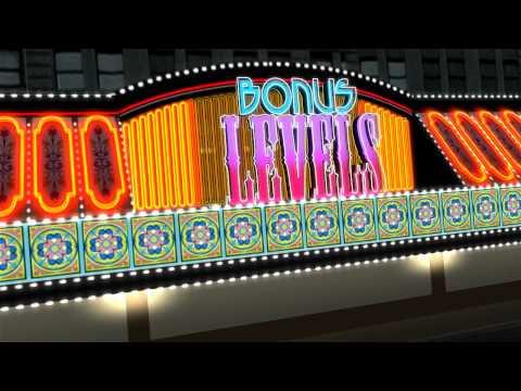 Video of Slot Machines with Bonus Games